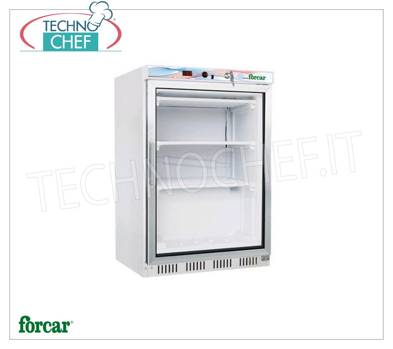 Armadio freezer industriale professionale 1 porta vetro for Temperatura freezer