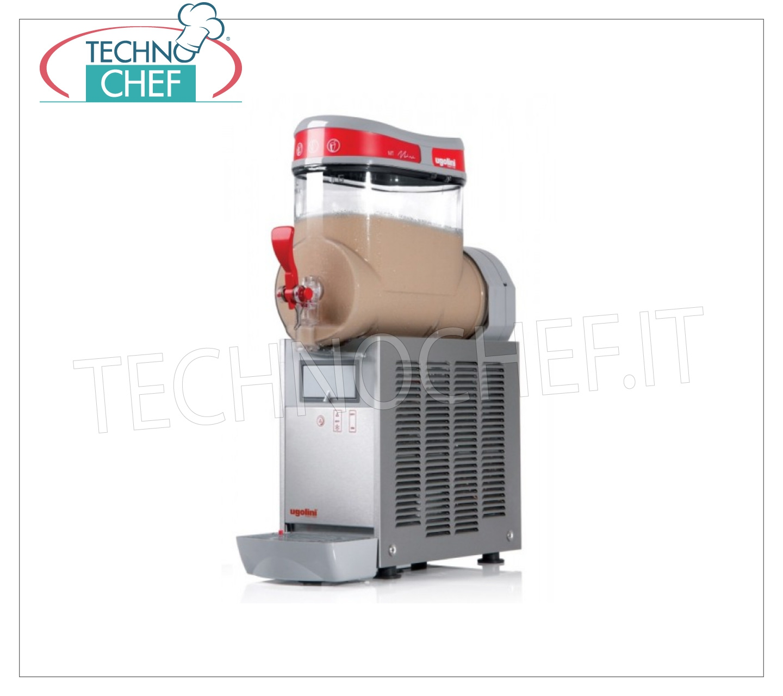 Technochef macchina per granite sorbetti creme fredde for Macchina per granite