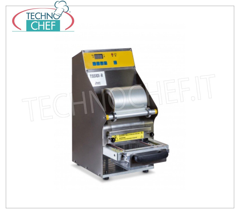 Technochef termosigillatrice semiautomatica per for Vaschette per tartarughe prezzi