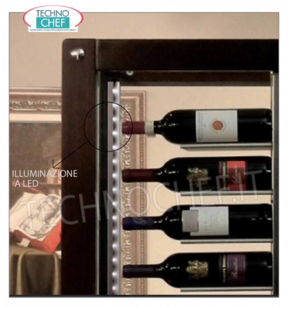 Frigor per vini frigoriferi industriali professionali for Frigoriferi rossi