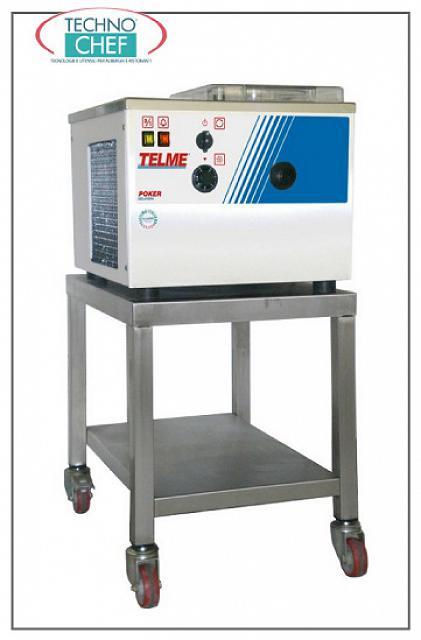 Technochef macchina professionale per gelato sorbetto e for Macchina per granite