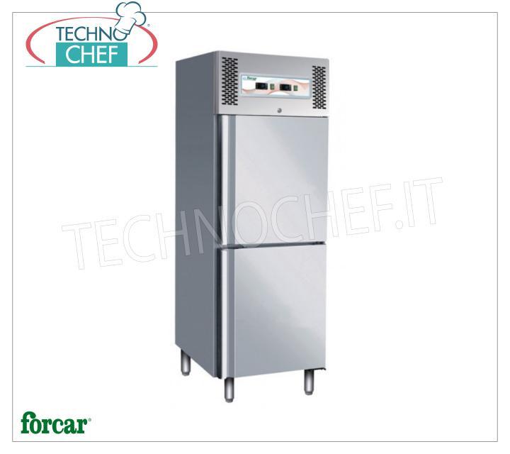 Armadi frigo freezer combinato professionale 2 1 2 porte for Temperatura freezer