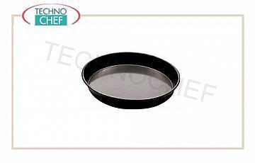 Teglie Rotonde Per Pizza Alluminio.Teglie Per Pizza Professionali E Per Pasticceria Technochef It