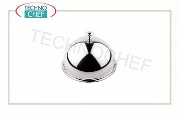Campanello da reception Cloche Inox Cm 28