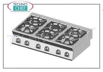 Cucina 6 fuochi serie 90 ricette popolari della cucina - Cucina 6 fuochi ...